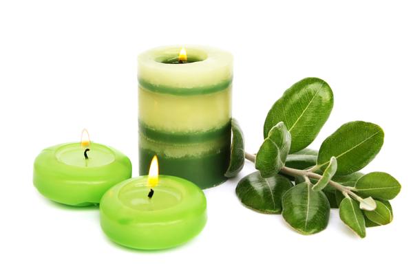 Relativ Duftkerzen selbermachen - in 5 Minuten | Bastelfrau ® SE88