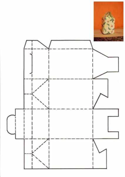 Bastelvorlagen Fur Schachteln Und Boxen Bastelfrau