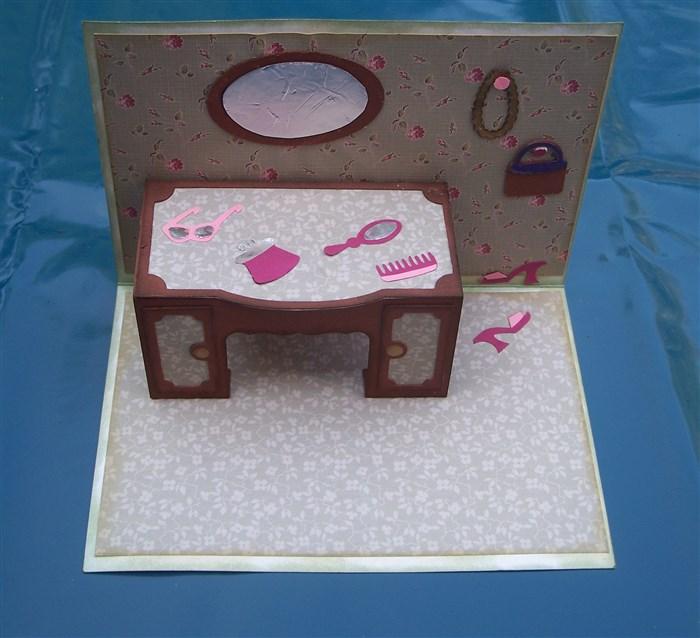 gutschein f r m bel basteln bastelfrau. Black Bedroom Furniture Sets. Home Design Ideas