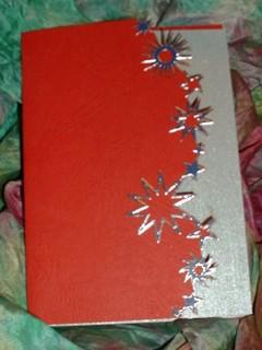 Weihnachtskarten Bastelfrau
