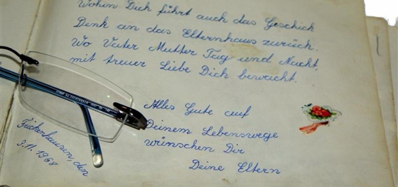 Verse Für Die Erste Seite Im Poesiealbum Bastelfrau