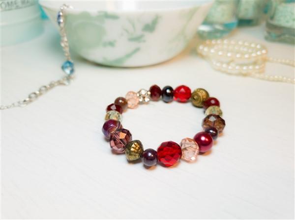 Perlen Armband reparieren