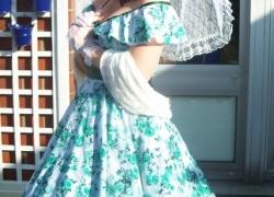 Scarlett O'Hara Kostüm