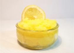 Sugarscrub Zitrone
