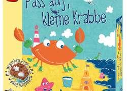 Pass auf kleine Krabbe!