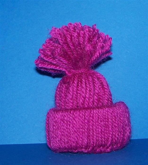 Pudelmütze Aus Wolle Und Toilettenpapierrolle Bastelfrau