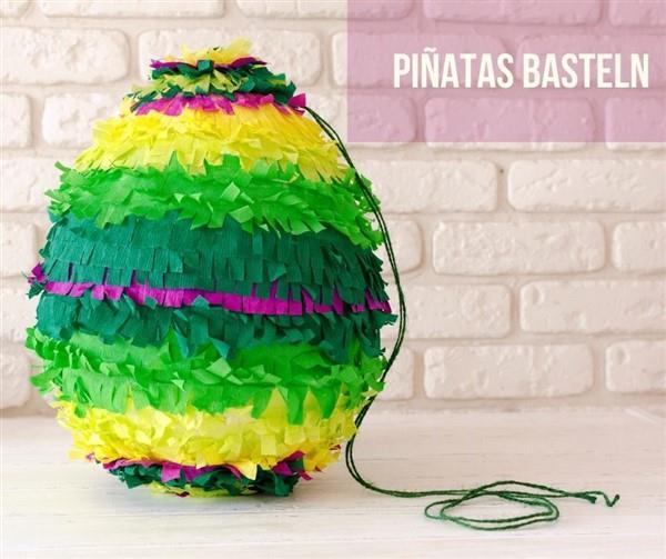 Piñata basteln