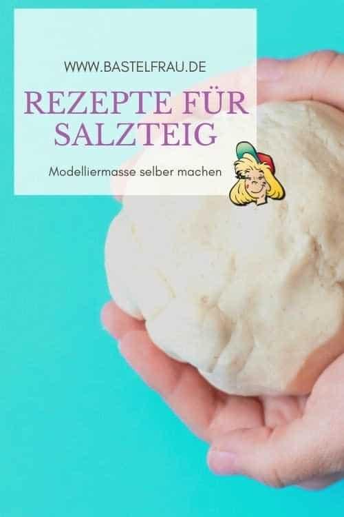 Salzteigrezepte