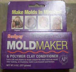 Sculpey Moldmaker