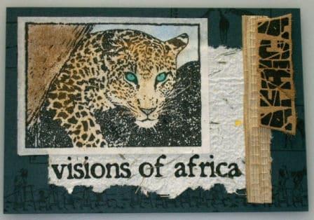 Afrikakarte