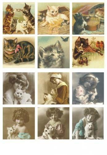 Vintagekatzen
