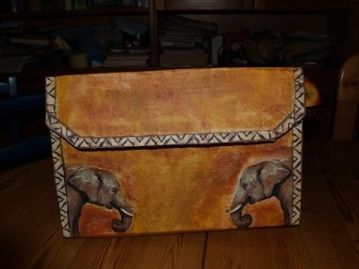 Elefantenmappe