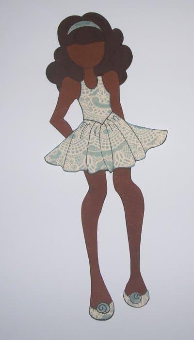 Prima Dolls Collage Couture