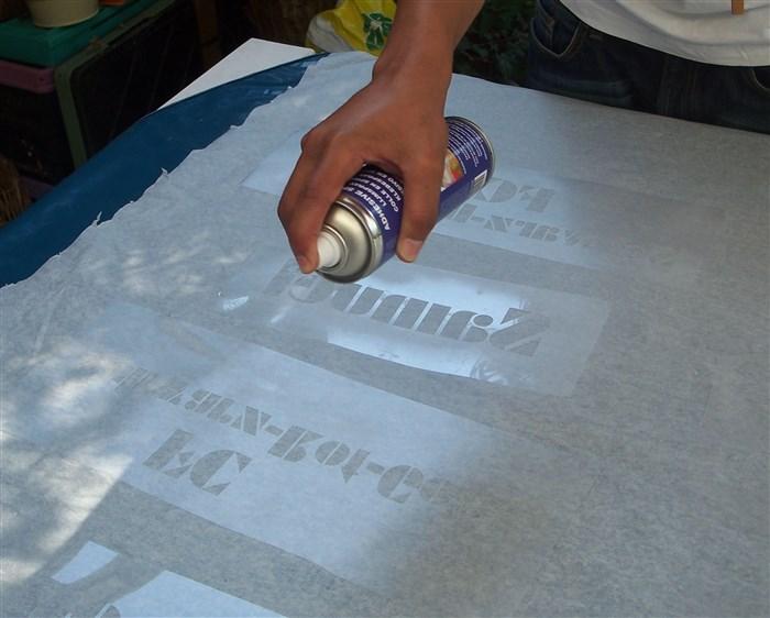 Preisgünstige Schablonen mit der Silhouette Cameo selbermachen