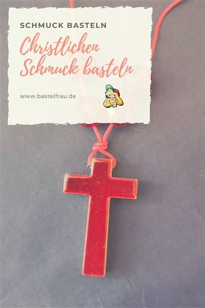 christlichen Schmuck basteln