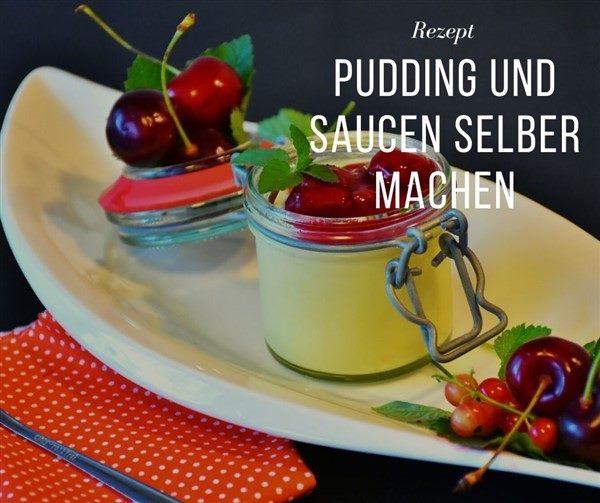 Pudding ohne Puddingpulver