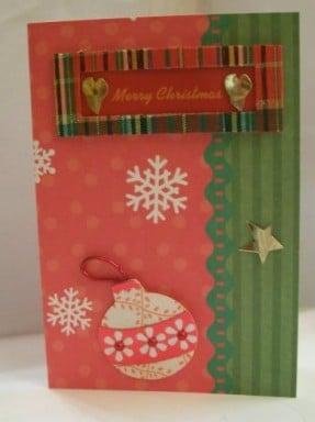 Preisgünstig Weihnachtskarten basteln