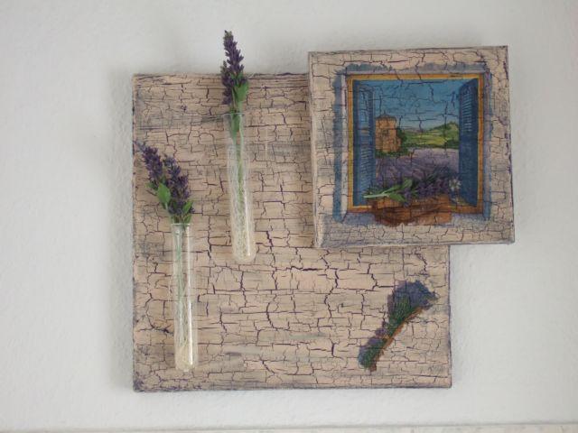 Keilrahmen Lavendel
