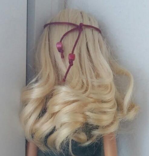 Haarschmuck für Barbie