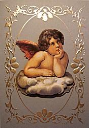 Vier Engelkarten