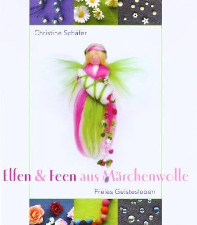 Elfen und Feen aus Märchenwolle