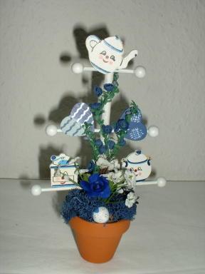 Mini-Friesenbäume
