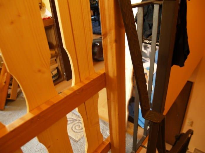 Treppenschutzgitter selber machen