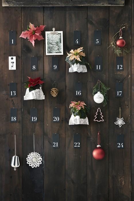 Dekorative Blickfänge für die Adventszeit