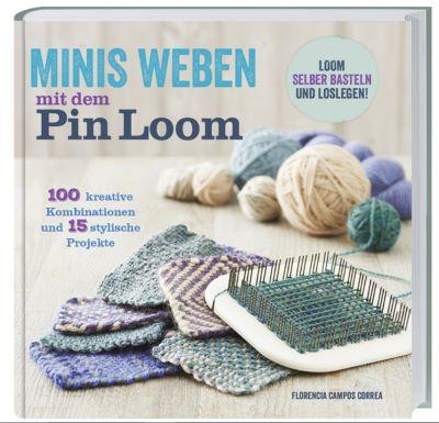 Minis Weben mit dem Pin Loom