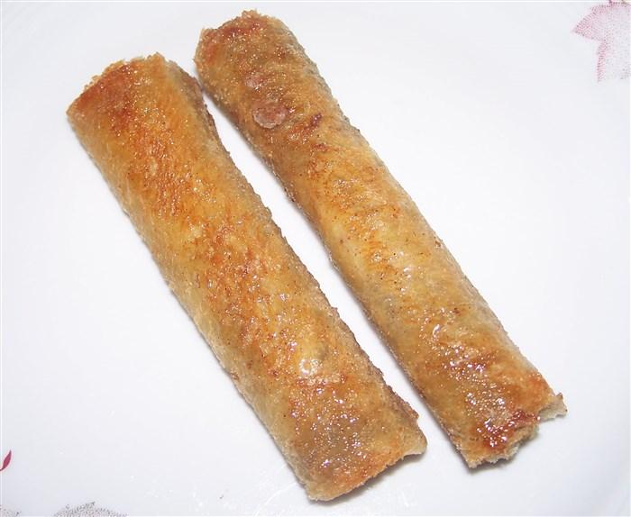 Nutella-Zimt-Röllchen