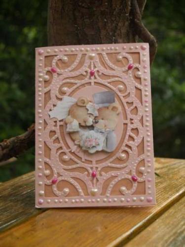 Verschiedene Karten mit dem Perlenpen