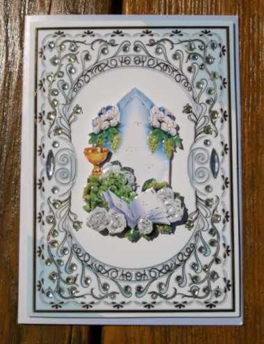 Karten zu Kommunion oder Konfirmation