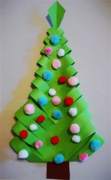 Weihnachtsbasteleien für Kinder
