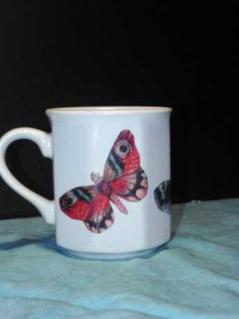 Schmetterlingstasse