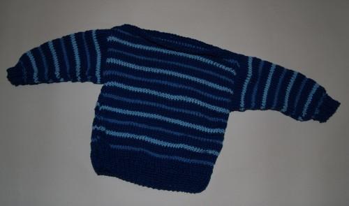 Pullis für Kleinkinder stricken