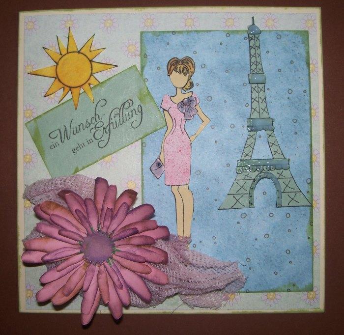 Reisegutschein Paris