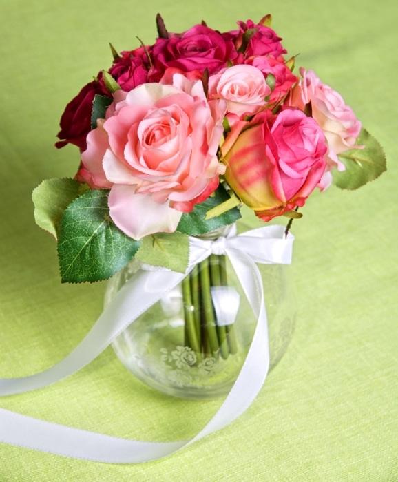 Basteln für den Valentinstag und die Sprache der Rosen