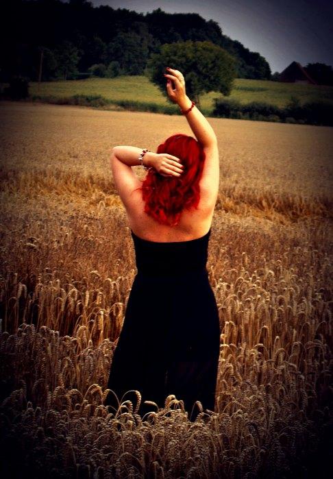 Rote Haare - Eine Wissenschaft für sich. Quantum Riveting Reds Shampoo Testbericht