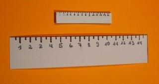 Schrumpf-o-meter für Schrumpfplastik