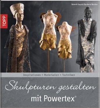 Skulpturen gestalten mit Powertex