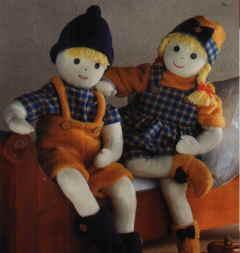 Softdoll - eine Puppe, die man nicht wieder hergeben möchte