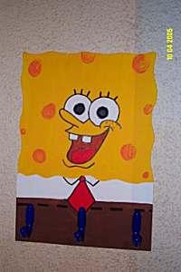 Spongebob Kleiderhaken