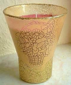 Teelichter mit Kerzengel