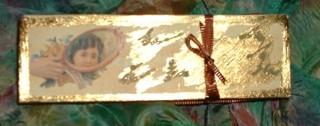 Stifteschachtel mit Bastelvorlage
