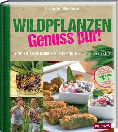 Wildpflanzen - Genuss pur!