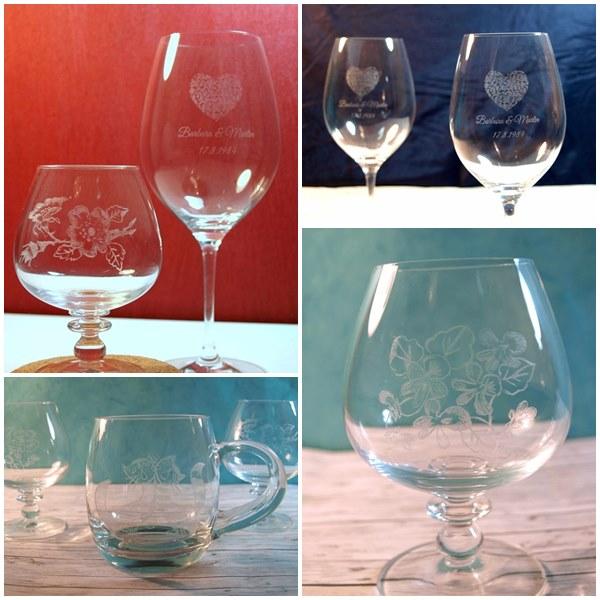 Gravierte Gläser verschenken - selbst gravieren oder kaufen?