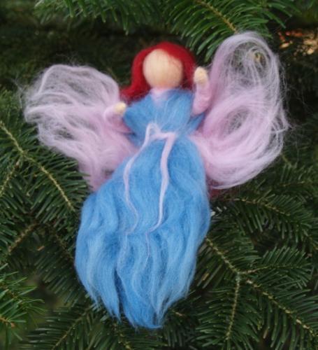Video zu Elfen und Feen aus Märchenwolle