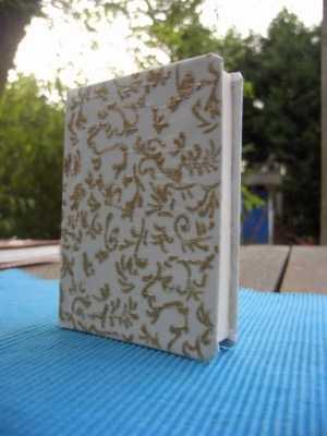 Notizbuch selber machen mit Vellum
