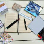 Das braucht man für ein Bullet Journal
