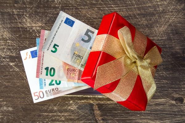 Verschiedene Ideen für Geldgeschenke